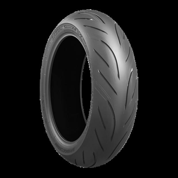 Pneu Bridgestone 180/55-17 S21 HYPERSPORT (73W) - Traseiro