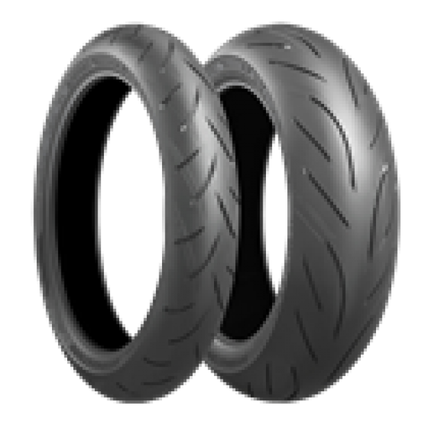 Pneu Bridgestone 120/70-17 S21 HYPERSPORT (58W) - Dianteiro