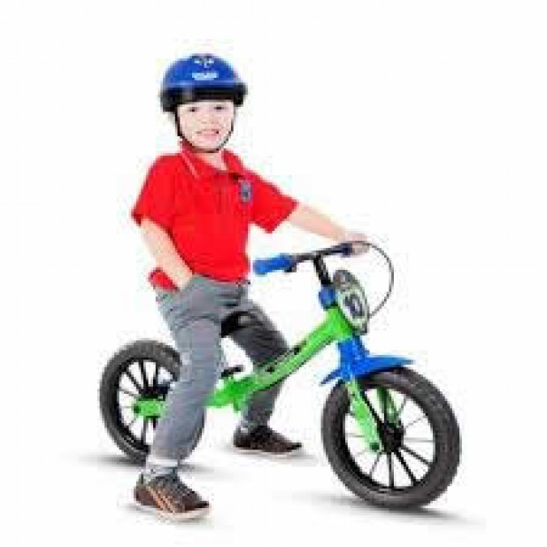 Biciceta Balance Bike (sem pedais) à partir 2 anos
