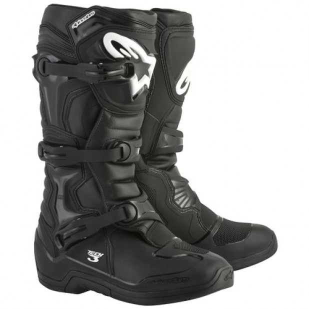 bota alpinestars tech 3 NEW 2018 preto  MODELO ENDURO