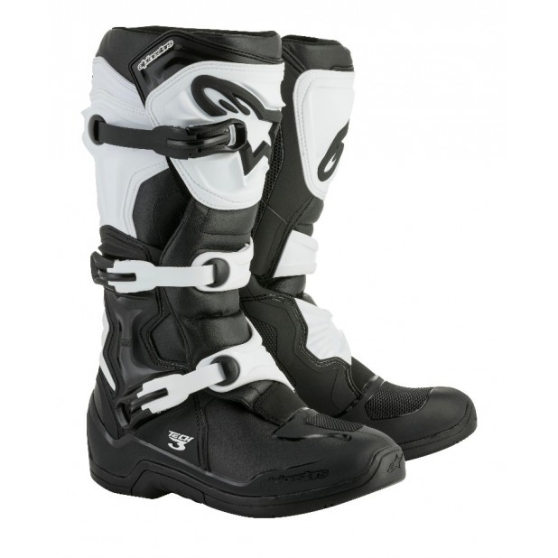 bota alpinestars tech 3 NEW 2018 preto branco