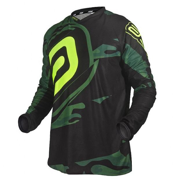 Camisa ASW Image Camo 2016 Verde