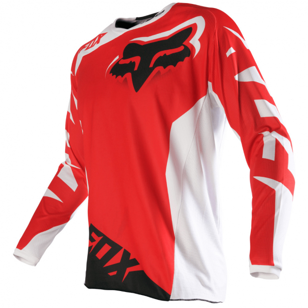 Camisa Fox 180 Race 16 Red