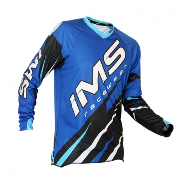 Camisa IMS Action Pro 2016 Azul