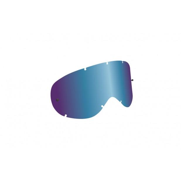 4d575dfc5d0b9 Lente Óculos Dragon MDX Azul Espelhada