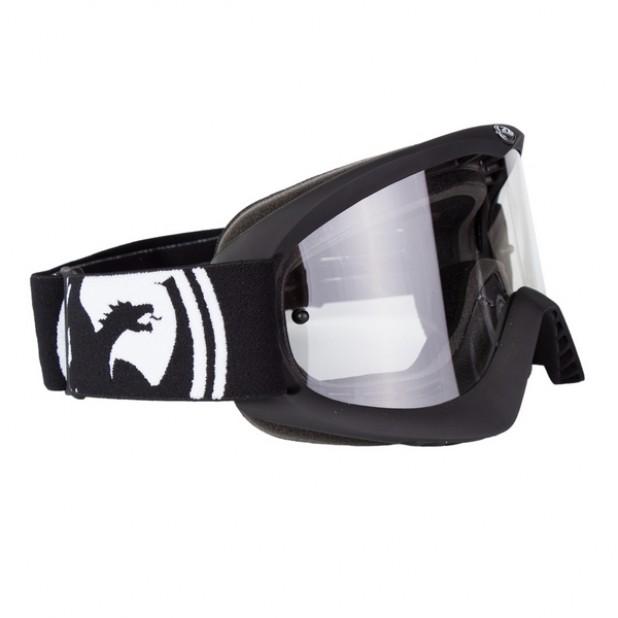 Óculos Dragon MDX Black/Coal (Lente Dupla)
