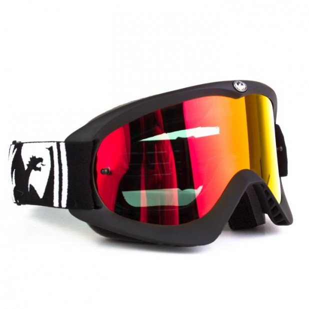 Óculos Dragon MDX Black/Coal