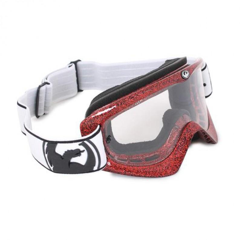 fc7e61ac6e7ed Óculos Dragon MDX Hogwild Vermelho
