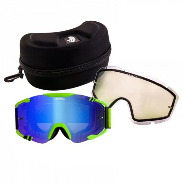 Óculos IMS Prime Fluorescente
