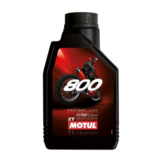 Óleo Motul 800 2T Factory Line Off-Road
