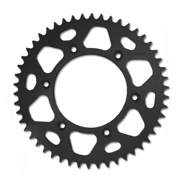 Coroa Alumínio Biker CRF 230/ CRFX-R/ XR 400 - Preto