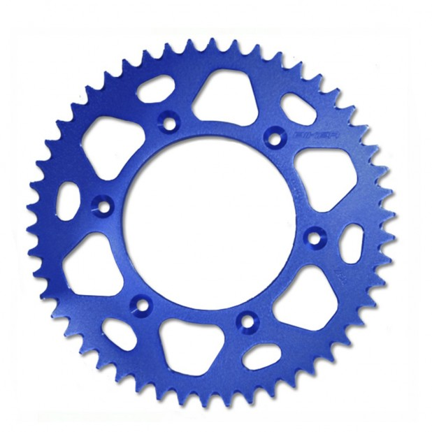Coroa Alumínio Biker YZF/WRF/TTR230/Tornado - Azul