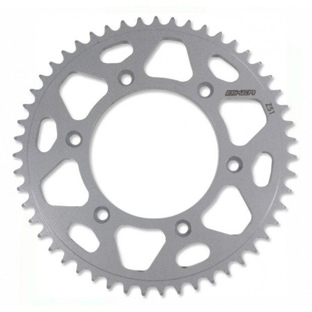 Coroa Aço Biker CRFX-R/ XR400/ CRF230