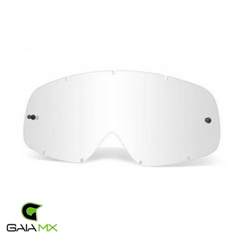 8aa7ee022 Lente Oculos Gaia MX Simples Transparente Anti Embaçante