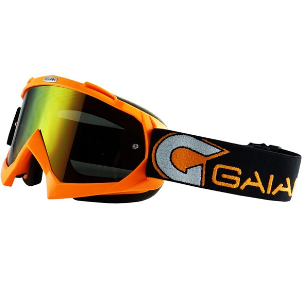 Oculos Gaia MX Orange Fire