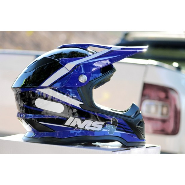 Capacete IMS LIGHT 2020 AZUL