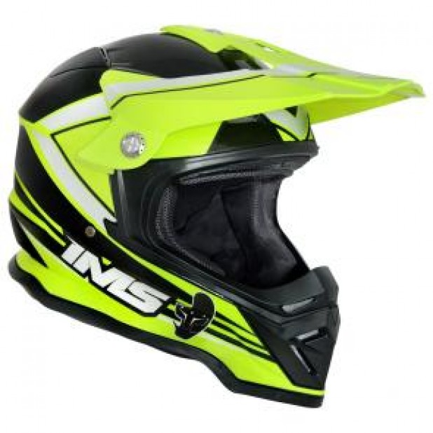 Capacete IMS LIGHT 2020 FLUOR