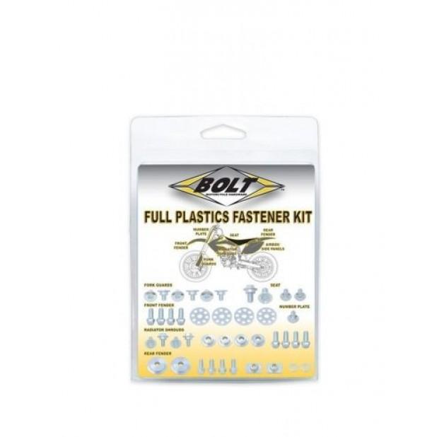 Kit Parafuso Plastico KXF250/450 04/15 RMZ 250 04/06